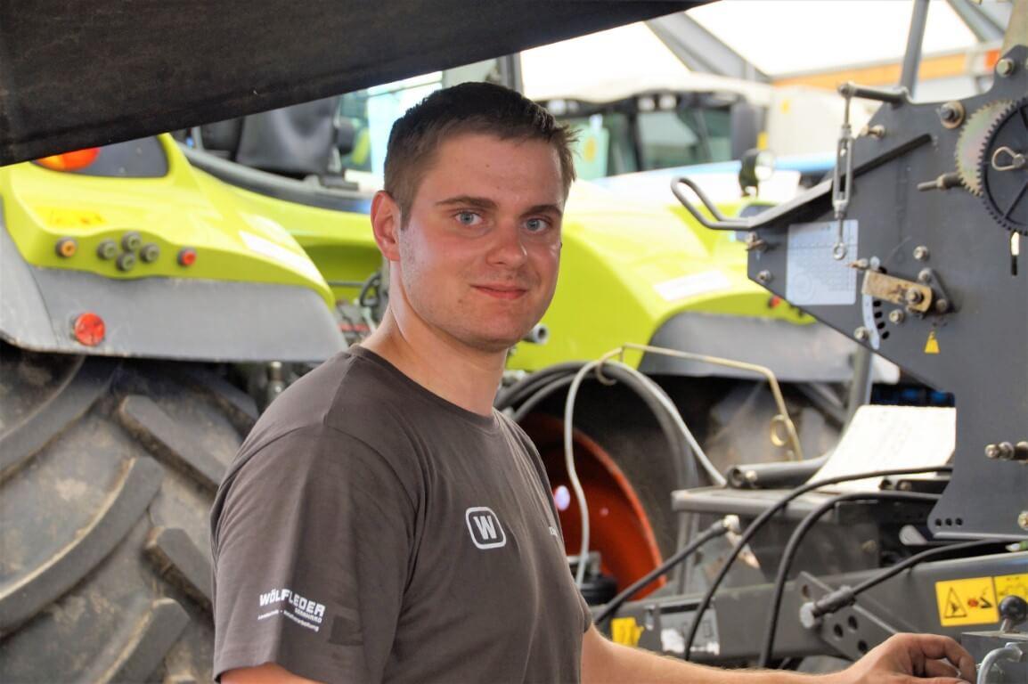 Johannes Fellinger Top mechaniker